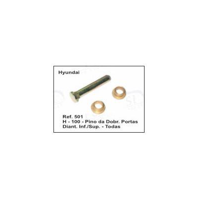 H-100 - Pino da Dobr Portas Diant Inf/Sup Todas Ref 501